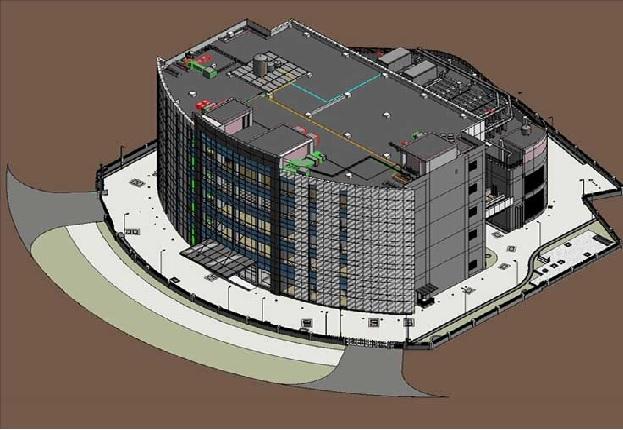 3D BIM Model
