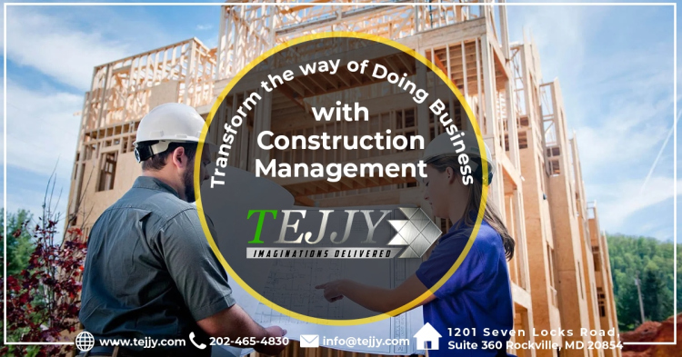 Transform the Way of Doing AEC Business with Construction Management